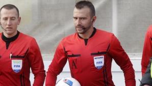 Ивайло Стоянов ще ръководи Черно море - ЦСКА-София
