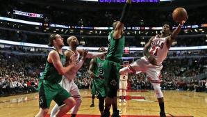 Чикаго с драматичен успех над Бостън