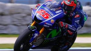 Винялес най-бърз и след предпоследния тест от MotoGP (видео)
