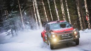 Citroen признаха нуждата от усилена работа във WRC