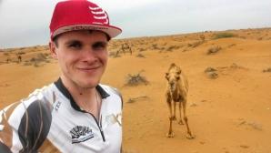 Андрей Гридин започна сезона с победа в Дубай
