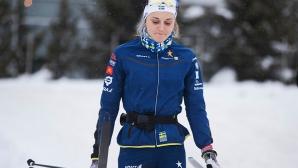 Стина Нилсон спечели спринта в Естония, Клаебо записа първата си победа