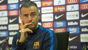 Луис Енрике: Още не съм решил дали да остана в Барса