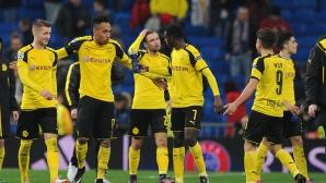 """Дортмунд се съвзе с разгром пред празната """"Жълта стена"""" (видео)"""