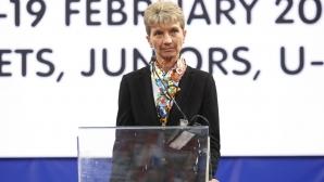 Министър Дашева откри европейското първенство по карате за младежи
