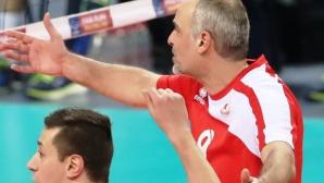 Ивайло Стефанов: Играхме за победа, играхме много борбено (видео)
