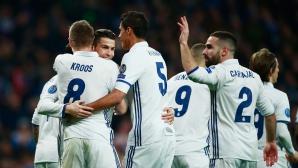 Реал Мадрид подгони брадясал рекорд на Барселона