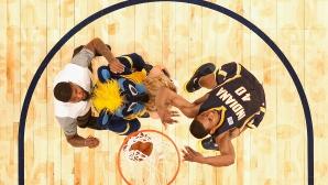 All Star уикендът в НБА отново предложи космически забивки (видео)