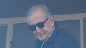 Спас Русев: Левски ще има козирка, когато цената й не е бреме