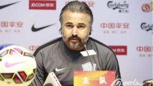 Ясен Петров взе треньор от Локо (Пд) в Китай