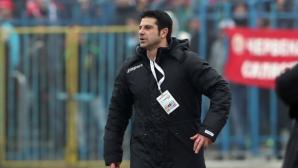 Гонзо обясни причината за поражението от ЦСКА-София