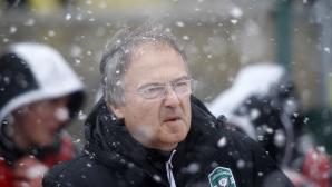 Дерменджиев: Нека да видим дали теренът ще бъде почистен