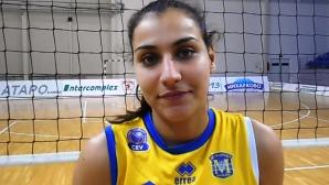 Симона Димитрова: Готова съм за шампионската титла (видео)