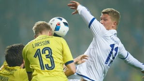 Копенхаген не успя да победи в дербито преди Лудогорец, но докосва титлата