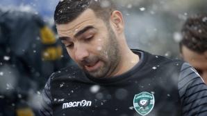 """Владо Стоянов """"интервюира"""" журналист-волейболист и заяви: Нека Бат`Венци да играе (видео)"""
