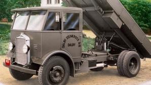Когато Scania показва на Швеция първия двигател с мазут
