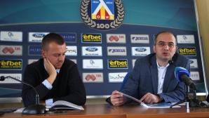 Бивш член на УС на Левски изригна срещу Спас Русев