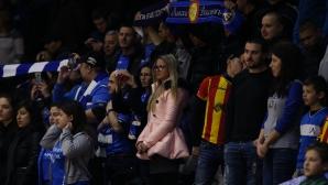 Малко фенове уважиха четирите отбора на Левски, Борето се извини, Владо Николов моли да няма ексцесии в дербито