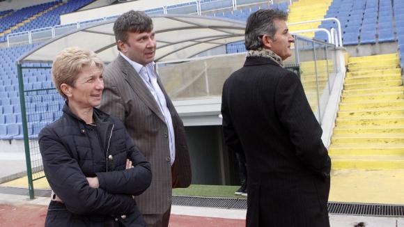 """""""Васил Левски"""" с шанс да приеме мачове от Евро 2020"""