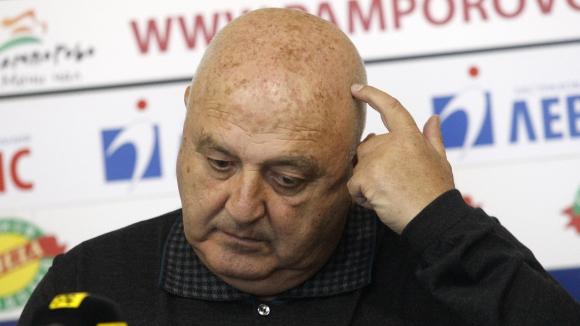Венци Стефанов: Лудогорец носи добро на футбола ни? По-добре да вярваме в задгробния живот
