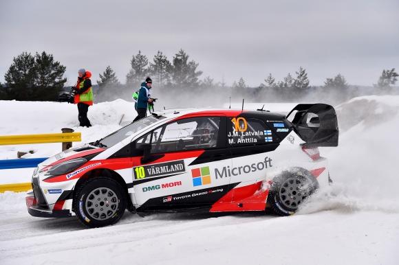 Латвала е реален претендент за титлата във WRC, твърди Макинен