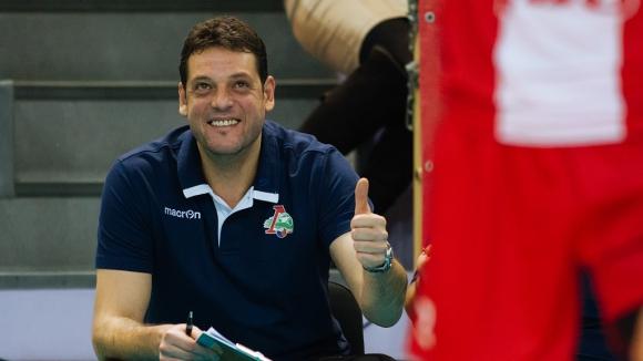 Олимпийски шампион се скъса да хвали Пламен Константинов