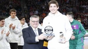 MVP за Костадинов, 15 хиляди го аплодираха (видео)