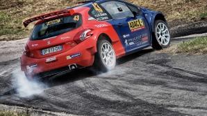 Peugeot дава шанс на младежите си с програма в Европейския рали шампионат