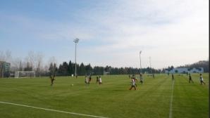 """Българският футболен съюз ще си партнира с """"Кампус Барселона"""""""
