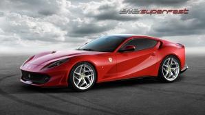 Запознайте се с най-мощния V12 в историята на Ferrari
