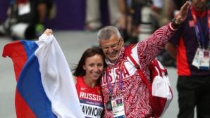 Савинова остава и без приз за №1 в Европа