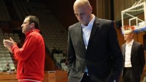 Тони Дечев подаде оставка като треньор на Лукойл