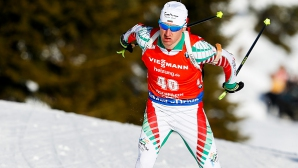Анев е заработил най-много пари от българите на световното по биатлон