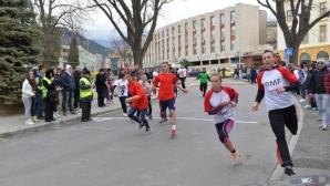 Традиционна лекоатлетическа щафета ще се състои на 3 март в Сливен
