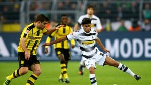 Искан от Челси и Юве потегля към Дортмунд