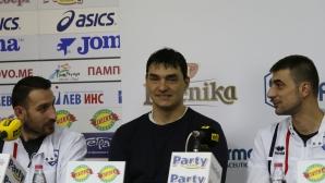 Капитанът на Левски: Надявам се да спечелим дербито с ЦСКА (видео)