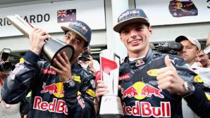 Ред Бул: Имаме най-вълнуващата състезателна двойка