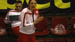 Юлия Иванова: Това е един от слабите ни мачове през полусезона (видео)