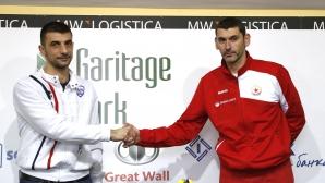 Левски и ЦСКА Двата помагат на болния Дани от Ардино