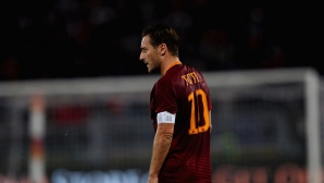 Рома предлага нов договор на Тоти?