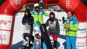 Жекова с поредна национална титла в сноубордкроса