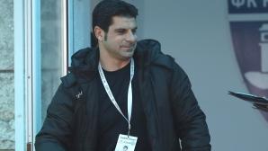 Защитник отказа да играе срещу Калиакра, Гонзо го изгони