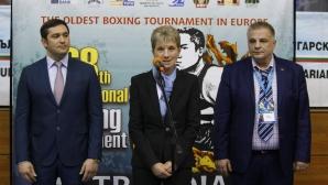 """Министър Даниела Дашева откри 68-я боксов турнир """"Странджа"""""""