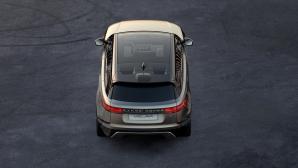 Range Rover привества новия член на семейството си - Velar
