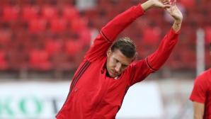 Ето колко пари е взел ЦСКА-София за Преслав Йорданов