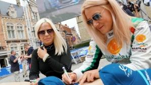 Рали шампионката Екатерина Стратиева приканва за по-строги санкции за шофьорите