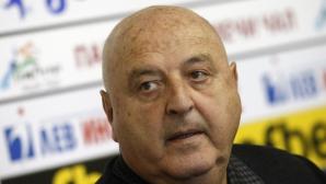 Венци Стефанов: Задава се ЦСКА Септемврийско знаме