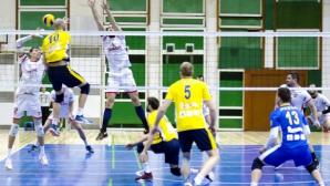 Хебър игра храбро, но Нефтохимик започна с победа защитата на Купата на България