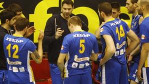 Атанас Петров: Играхме на предела на възможностите си