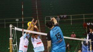 Тодор Алексиев с 13 точки, Персонал тръгна с лесна победа на клубното първенство на Южна Америка